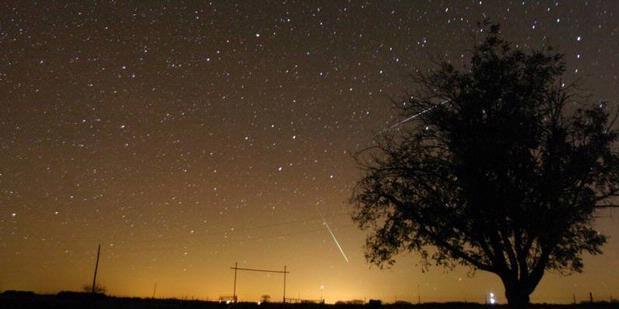 WOW!!!!!Hujan meteor