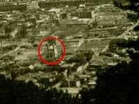 bangunan yang tak roboh di bom atom dan di hantam gempang di jepang