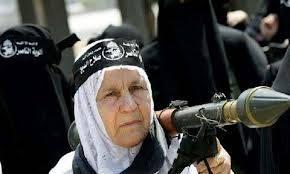 NIH Nenek Uda Tua msi Mw Ikut Perang !!! Click WOW nya klw keren Gan