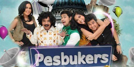 JAKARTA - Presenter sekaligus komedian Olga Syahputra kembali mendapat teguran Komisi Penyiaran Indonesia (KPI) terkait pengaduan pelecehan agama dalam program acara Pesbukers yang tayang live di ANTV, Selasa 19 Juni 2012. Salah satu pelawk