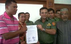 Inilah Isi Lengkap Surat Larangan Mengangkang Untuk Wanita di Aceh