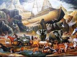 Kebenaran Banjir Zaman Nabi Nuh Sampai Ke Nusantara