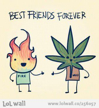 Best friends forever..