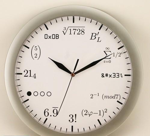 nih!!!!Ane juga punya jam dengan rumus matematika yg lebih rumit hehehehe