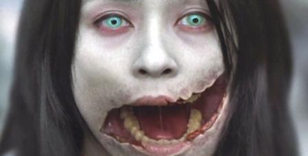 Beautiful Girl Face !?@(*%! Bagaimana kalian suka? :D