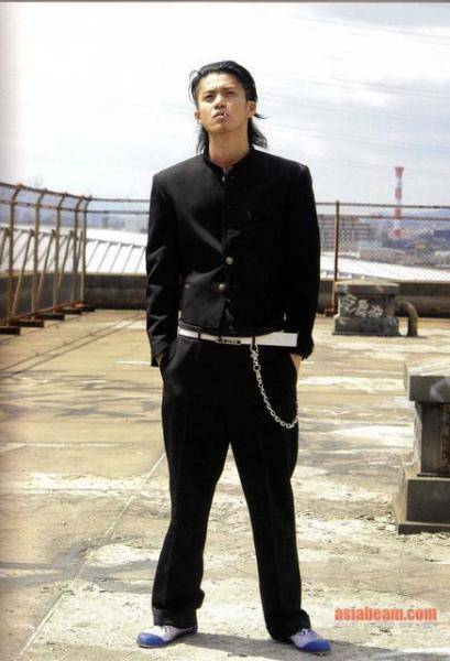 Lagi nunggu Crows Zero 3