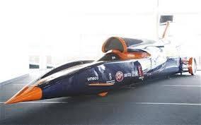 Mobil bertenaga Jet ... dan diperkirakan akan menjadi mobil tercepat di dunia WOWnya yah ....
