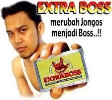 extra boss merubah jongos menjadi boss tarif:bilang wow