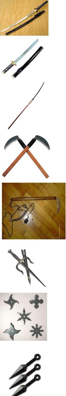 Jenis-Jenis Senjata Tradisional Jepang N says WOW (^_^)