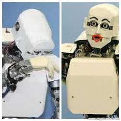 Jepang Telah Menciptakan Kobian Robot Yang Bisa Tertawa, Menangis Dan Mengeluh
