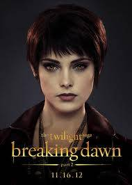 bagi yang suka sama film breaking dawn ,, pasti tau dong ini siapa ? and punya kekuatan apa ? tulis di komentar ya atau boleh minta WOW nya ;)