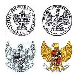 Evolusi Wajah Garuda Pancasila Sejak Kemerdekaan Sampai Sekarang