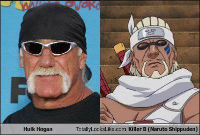 Hulk Holgan ve Killer Bee :))