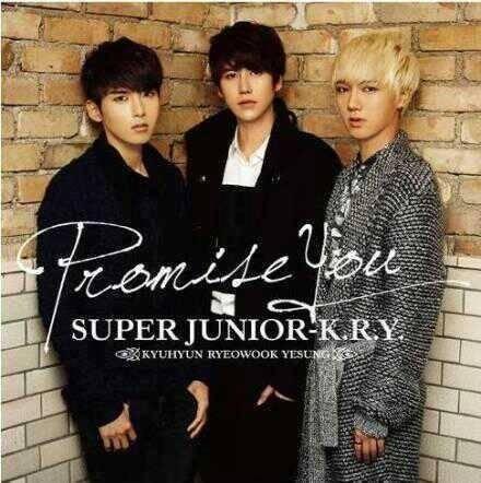 Super Junior KRY merilis singel baru Promise You Japan version dan akan dirilis tanggal 23 Januari 2013. buat yang ELF, klik WOW kalau kalian emang cinta suju!!