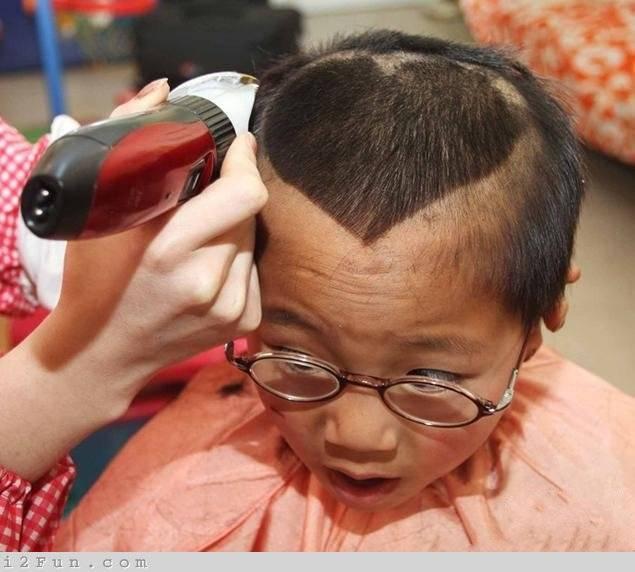 Model Rambut yang Unik yaa kalo suka WOW!!!!