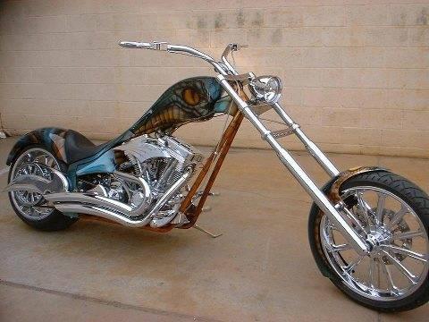 Cobra Bike WOW...Beauty
