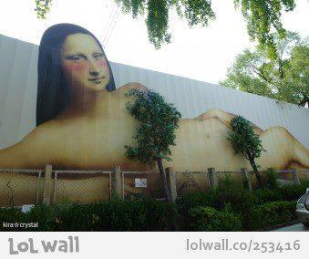 Urban space and art