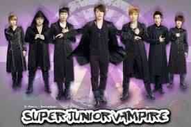 super junior vampire, jangan lupa WOW nya ya.....