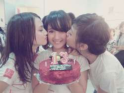 JKT 48 Nabila BirthsDay 13th :)