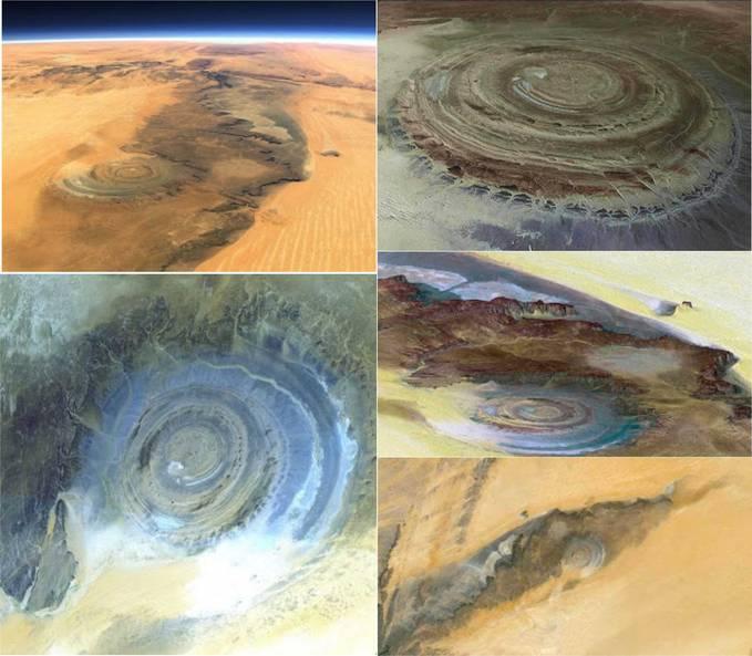 gambar2 Keajaiban Dunia Mata Sahara