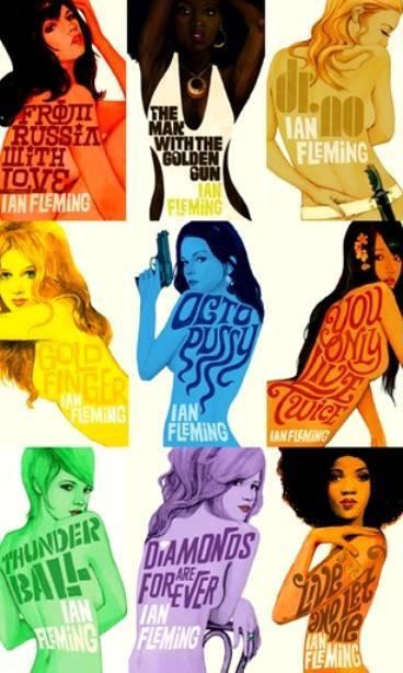 James Bond Girls (1)