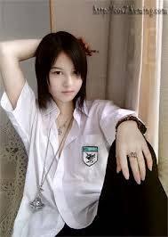 Inilah dia Pria jepang tercantik di Dunia Tanpa operasi plastik,, Namanya kiyoshi sakurazuka, Dia menjadi Perempuan karna Dia Bekerja Sebagai Cosplay. Cantiknya *^*