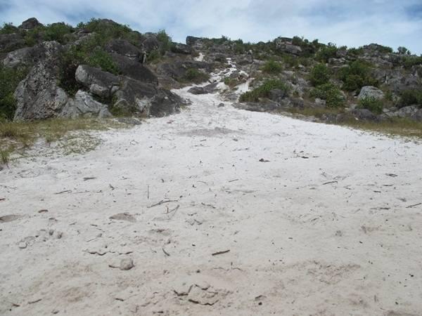7 Keajaiban Alam Indonesia 2.Garam di atas gunung, Gunung Krayan, Kaltim Masih di Kaltim, satu lagi keajaiban di sini adalah terdapat garam di atas gunung. Garam tersebut berada dalam sumur di Desa Long Midang, Gunung Krayan yang berjarak 100 k