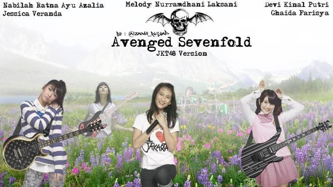 > jkt48 sevenfold < yg tau klik WwooWww