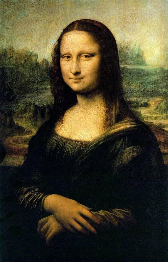 Akhirnya Terungkap Misteri Lukisan Monalisa Ada Yang Tahu. . . .?
