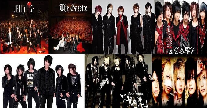 ini dia gan 1 lagi band Yang di gadang2 Band indonesia yang mirip dengan band Rock asal Japanese The Gazette dan guitarisnya (INDRA/BIO) Wajahnya mirip dengan guitaris gazette ( Uruha ) yang Like band Japanese wow`nya yaa arigatou