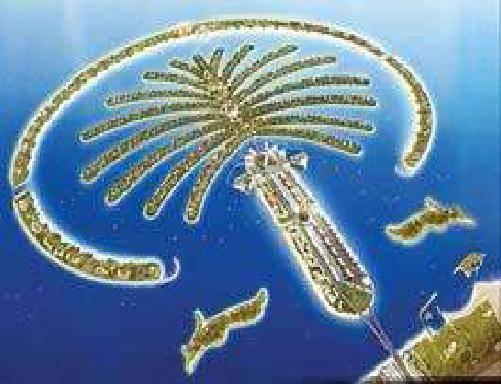 Keajaiban Dunia Ke-8 , Pulau Palem Jumeira