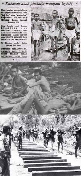 ini adalah salah satu penyiksaan jepang terhadap rakyat indonesia sangat biadab ya mereka yg setuju klik wow