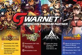 saya sangat suka memakai g warnet karena menambahkan xp dan coin