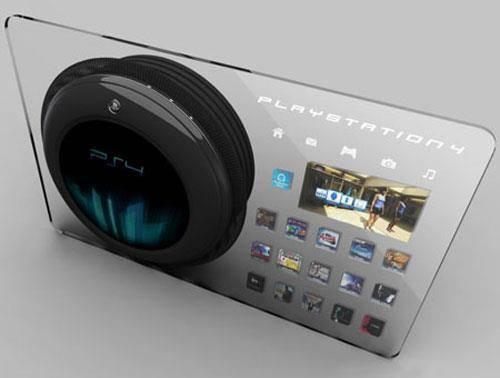 konsep model PS4... gila baagus bgt ya... :D :D