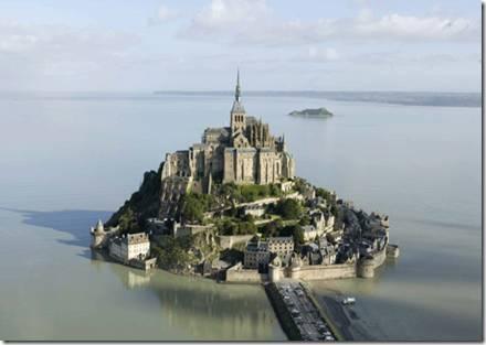 Mont Saint Michel (Prancis)