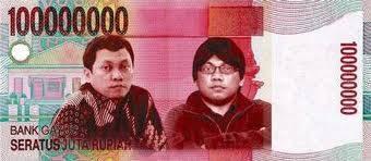 uang gambar gayus tambal ban