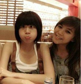Christy ChiBi With Gigi ChiBi