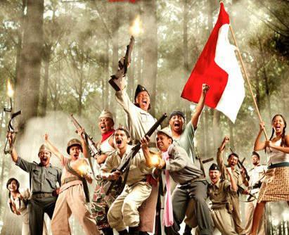 laskar pemimpi salah satu film yg paling aku suka bercerita tentang perjuangan indonesia ada yg lucu lagi apa lagi diperankan oleh band yg aku suka (dulu...) , aku suka film aksi campur comedy jadi wow ya.,... yg suka film ini