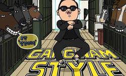 """Gangnam Style - """"Op, op, op, op, oppa gangnam style..!"""" Pastinya sebaris lirik te"""