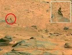 Manusia Di Planet Mars