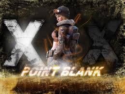 Point Blank adalah sebuah permainan komputer ber-genre FPS yang dimainkan secara online. Permainan ini dikembangkan oleh Zepetto dari Korea Selatan dan dipublikasikan oleh NCSoft. Selain di Korea Selatan, permainan ini mempunyai server sendiri