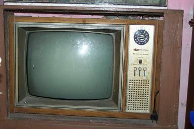 siapa yg masih punya tv jadul?