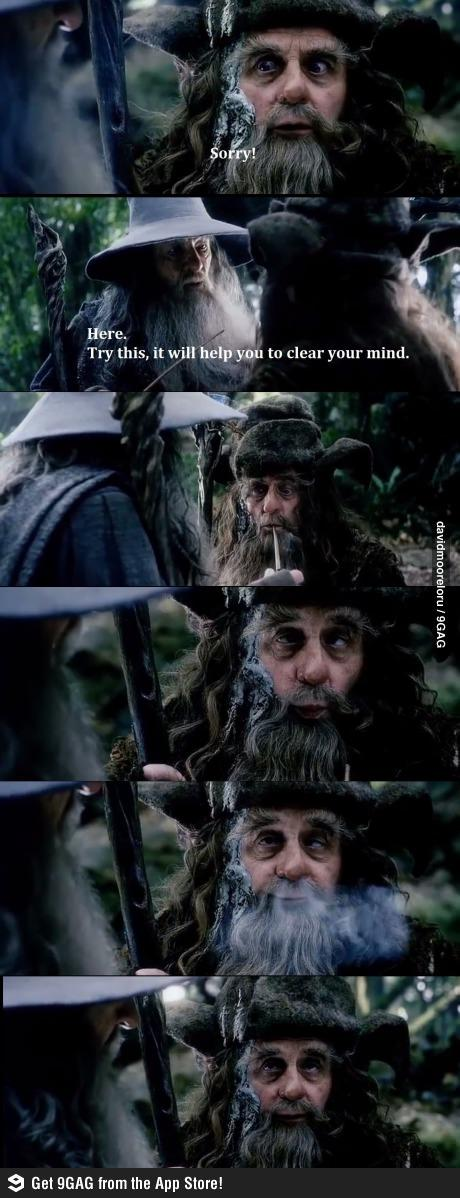 The good stuff of Middle-Earth
