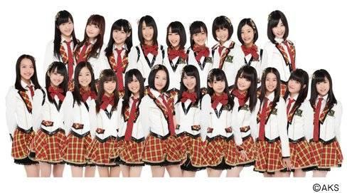 Ini Adalah Salah Satu Grup Yang Bersaudara Dengan JKT48 , AKB48 , Grup Ini Terdiri Atas 21 Orang Yang Berasal Dari China . WOW Nya Dong