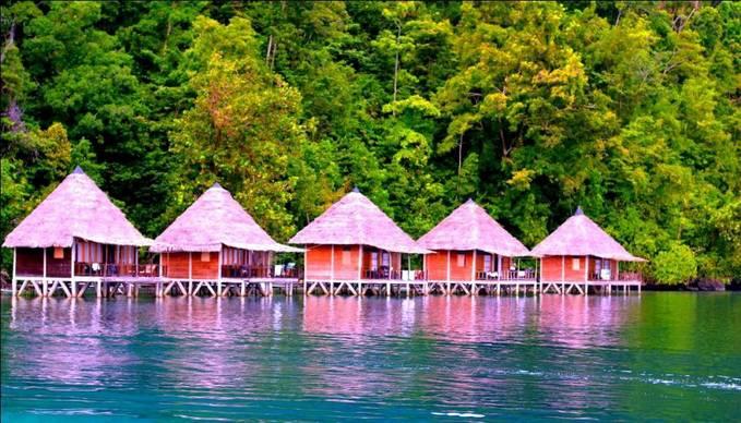 Ora Beach Resort, North Sera