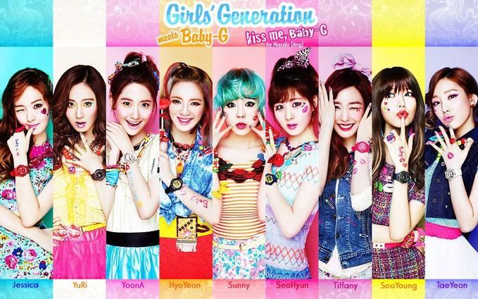 ada 9 cewek cantik nii,siapa yang paling cantik apakah anda tau klo 10 personil girlband korea yang bersuara emas yang masuk dari snsd adalah TAEYEON dan JESSICA,keren ya,,