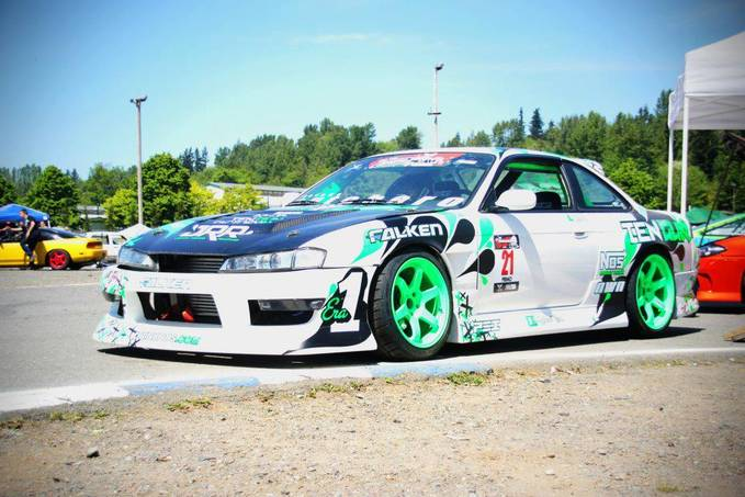 Nissan S14...