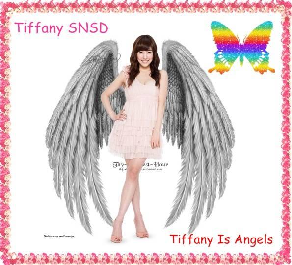 Bidadari Tiffany SNSD ^^ Klik WOW Ya.. Mksh