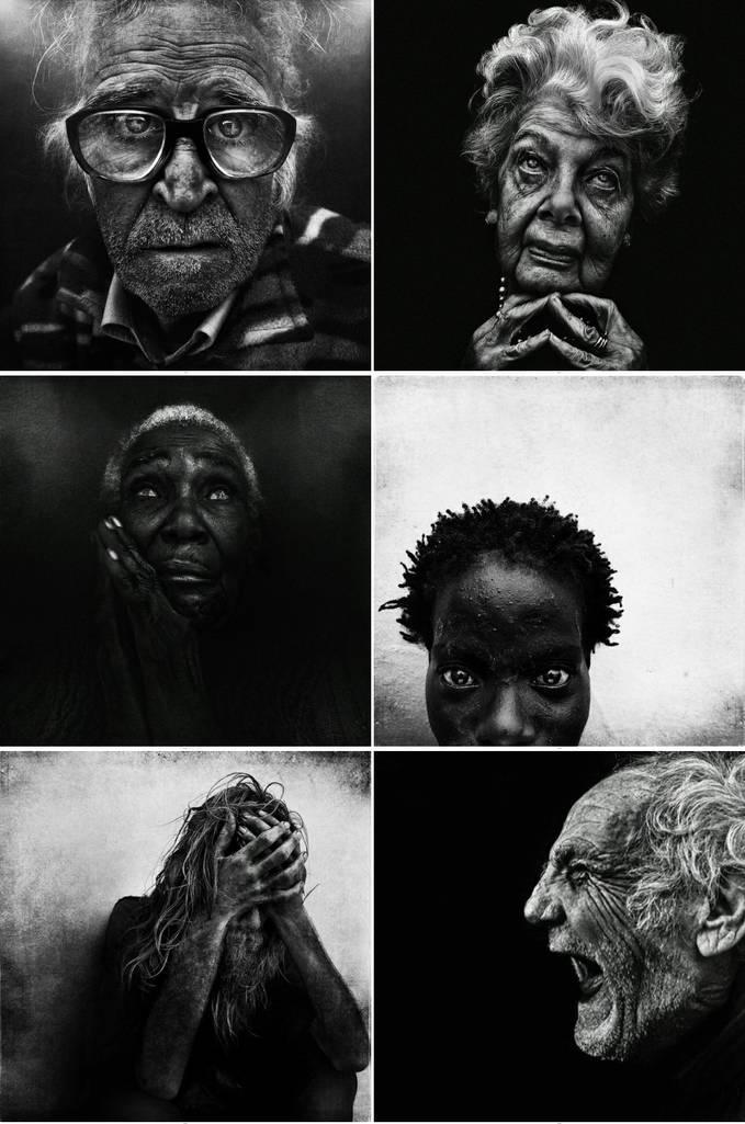 Tunawisma Lee Jeffries adalah seorang fotografer asal Manchester. Ia biasa membuat foto olahraga sampai ia bertemu dengan seorang tunawisma perempuan muda. Kejadian ini mengubah persepsinya tentang tunawisma maupun fotografi.
