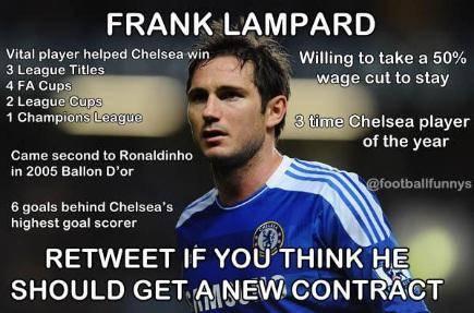 Frank Lampard in CHELSEA